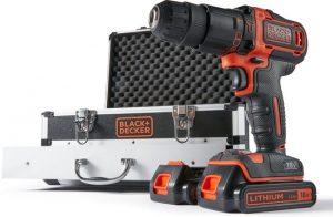 klopboormachine van BLACK+DECKER