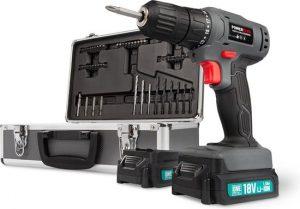budget boormachine van Powerplus