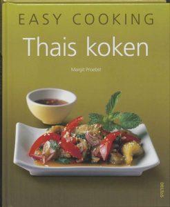 gerechten uit thailand
