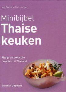 Thaise keuken kookboek