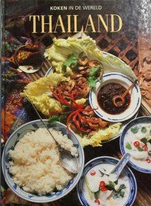 Thailand. koken in de wereld kookboek